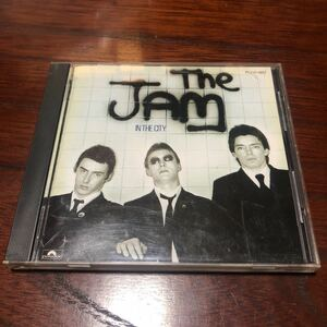 ザ・ジャム イン・ザ・シティ 国内盤CD