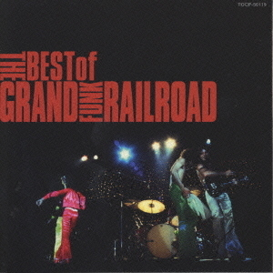 CD グランド・ファンク・レイルロード ベスト・オブ・グランド・ファンク・レイルロード 4988006725126