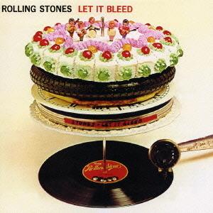 匿名配送 CD ザ・ローリング・ストーンズ レット・イット・ブリード 4988005635815 the Rolling Stones
