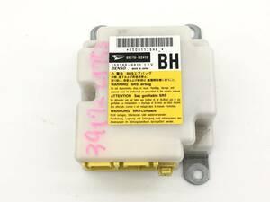 _b39732 ダイハツ ムーヴ ムーブ カスタムXリミテッド DBA-L175S SRS エアバッグ バック コンピューター 未展開 89170-B2410