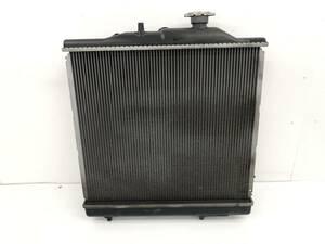 _b43746 ホンダ ライフ C CBA-JB5 ラジエター ラジエーター 電動ファン付き モーター 168000-7511 / 42200-5360 JB6 JB7 JB8