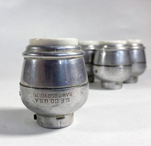 *残り2個*1910's【G.E.CO】アンティーク ランプ ソケット/アメリカ/ソケットクラスター/ビンテージ/o.c.white/照明/ベンジャミン/FARIES