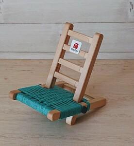 QRコード用 木製スタンド キャッシュレス決済に。