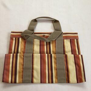 手提げ 袋 トートバック バック バッグ 新品 非売品 鞄 かばん カバン エコバッグ お買い物 買物 ストライプ