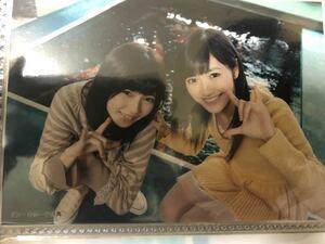 島崎遥香 渡辺麻友 AKB48 So long!ドンキホーテ 店舗特典 生写真 A-11