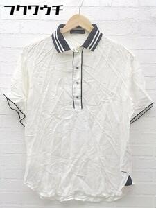 ◇ DIESEL ディーゼル 半袖 ハーフボタン シャツ サイズXS ホワイト レディース