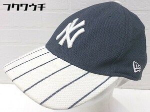 ◇ NEW ERA ニューエラ 39THIRTY キャップ 帽子 ブラック ホワイト サイズL-XL メンズ