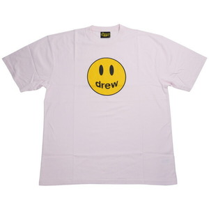 drew house ドリューハウス Mascot SS Tee Tシャツ ライトピンク Size【L】 【新古品・未使用品】