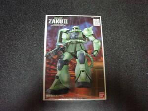 バンダイ 1/144 量産型ザク ZAKU Ⅱ プラモデル