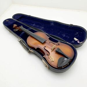 ヴィンテージ スズキバイオリン No11 分数 1/4 1961年 ブルーラベル ハードケース付