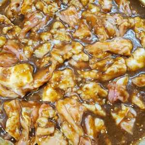 国産和牛ホルモン 小腸 味付け焼肉用 900g 新鮮! ぷりぷり! 旨味たっぷり! 【牛ホルモン】 焼肉