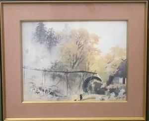 [1 иен ~] картина пейзаж