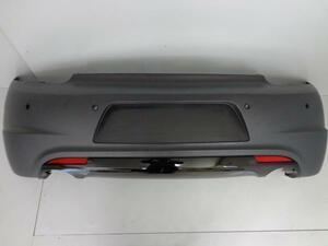 ▼ ワーゲン VW Scirocco 2009~ 13CDL 13CTH 13CAV 13CCZ 13CAW → Rタイプ フェイス チェンジ キット リア バンパー ディフューザー 穴有