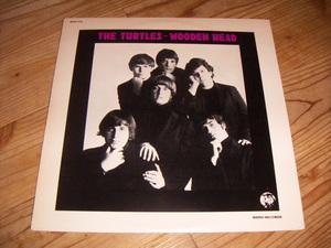 ●即決!LP:THE TURTLES WOODEN HEAD タートルズ:US盤:RHINOライノ