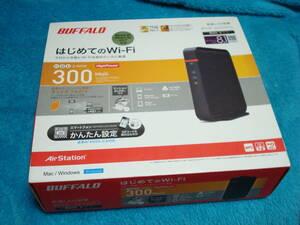BUFFALO 300Mbps無線LAN親機 WHR-300HP2 送料無料