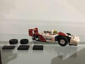 送料無料 1/24? スロットカー ① フォーミュラカー F1 マクラーレン マルボロ SLOT CAR