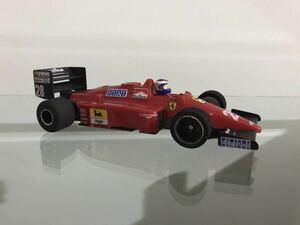 送料無料 1/24? スロットカー ② フォーミュラカー F1 FIAT マルボロ ミニカー SLOT CAR