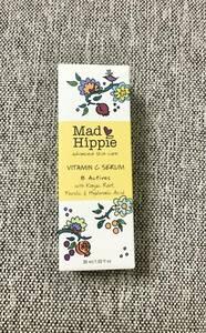 【新品未使用】Mad Hippie SkinCareProducts ビタミンCセラム(30ml)マッドヒッピー美容液 美白 シミ 毛穴 ヒアルロン酸 フェルラ酸 ニキビ