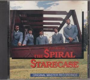 輸 The Spiral Starecase The Very Best Of The Spiral Starecase◆規格番号■TARCD-1007◆送料無料■即決●交渉有