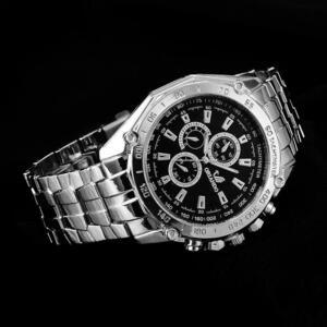 【★★新品★★】2019 高級メンズ腕時計 スポーツマンクォーツファッションカジュアル腕時計レロジオ Masculino