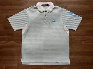 le coq sportif ルコック スポルティフ ゴルフウェア ポロシャツ QG2637 L USED