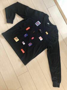 長袖Tシャツ ナイキ アイコンクラッシュ レディースSサイズ 美品 試着のみ NIKE