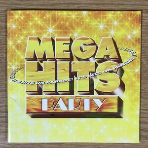 D114 中古CD100円 オムニバス MEGA HITS~Party