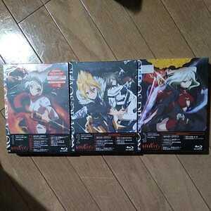 DVD 初回限定版 ケイオスドラゴン 1~3セット 定価23760円 未開封