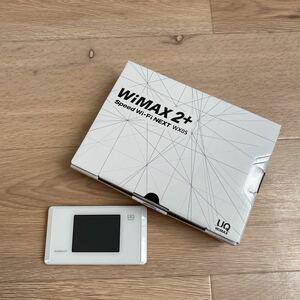 UQモバイルルータ WiMAX2+ Speed Wi-Fi NEXT WX05