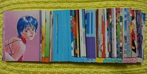 マジカルガールズアルバム 魔法少女 トレーディングカード まとめ売り 76枚