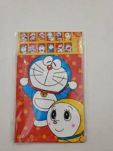 即決 新品 未使用 ドラえもん Doraemon お年玉袋 おとしだま お正月 金賀 ポチ袋 紅包袋 12種類 12枚入り Sun Hing Toys 香港 正規品