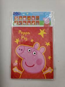 即決 新品 未使用 ペッパピッグ Peppa Pig お年玉袋 お正月 ポチ袋 紅包袋 宝くじ袋 12種類 12枚セット Type B Sun Hing Toys 香港 正規品