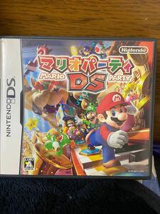 マリオパーティDS 任天堂DS Nintendo ニンテンドー