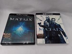 Blu-ray マトリックス 日本語吹替音声追加収録版(4K ULTRA HD+デジタル・リマスター ブルーレイ)(Blu-ray Disc)