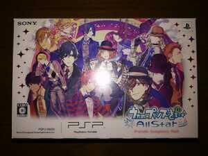 PSP-3000 本体 「プレイステーション・ポータブル」 うたの☆プリンスさまっ♪ ☆All Star☆ Prelude Symphony Pack 新品・未使用