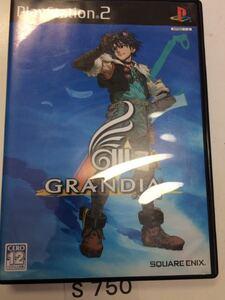 グランディア 3 SONY PS 2 プレイステーション PlayStation プレステ 2 ゲーム ソフト 中古