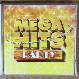 E8 中古CD100円 オムニバス MEGA HITS~Party