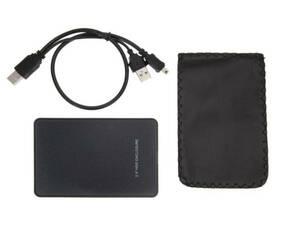2.5 HDD / SSD ケース  SATA 接続  USB 2.0 / 1.1 対応