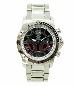DOMINIC】ドミニク DS1106G-B メンズ 腕時計オートマチック 自動巻き(手巻き機能付)