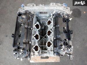 保証付 日産純正 Z33 フェアレディZ 後期 VQ35HR 6MT エンジン本体 即納