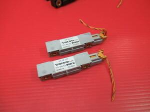 [RMDup98392] ボルボ SB系 V70R フロント サイド エアバッグ センサー 2個セット (SB5254AW/V70/SB5244W/クラッシュセンサー/9452777)