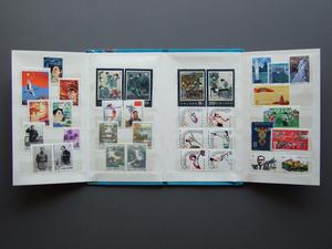 004 中国切手 34枚 セット 検 中国人民郵政 80年代 1981 1984 中華人民共和国 郵票 未使用