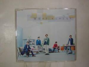 CDシングル[ 嵐 ARASHI ]青空の下、キミのとなりで / この手のひらに / 何度だって 送料込