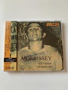 美品 Morrissey Southpaw Grammar モリッシー サウスポー・グラマー 国内盤 帯付き CD The Smiths ザ・スミス 送料無料
