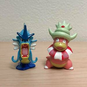 ポケモン モンコレ モンスターコレクション フィギュア ポケットモンスター ギャラドス ヤドキング 2体セット