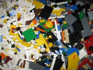 【セールSEAL】大量にレゴブロックが必要な方必見!!お得★LEGOレゴブロック 3kg バラバラいろいろ大量パーツ部品ジャンク