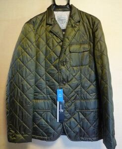 新品・アシュワース Ashworth 軽くて暖かい中綿キルティングジャケット 23100円の品(S)