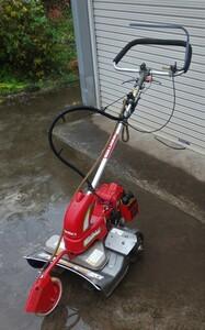鹿児島発 イセキ アグリップ 2サイクルエンジン斜面草刈機 RK515