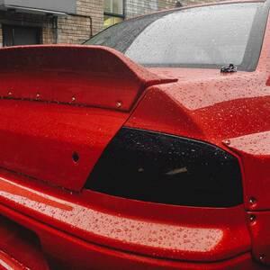 ランエボ CT9A ダックテール スポイラー ABS製 7 8 9 ウイング ホイール バンパー マフラー 車高調 インタークーラー タービン