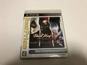 即決送料無料 PS3 デビル メイ クライ HD コレクション